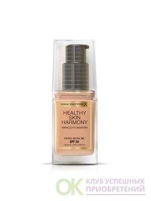 MF tester Healthy Skin Harmony Miracle Foundation Тональная основа №35