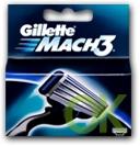 Gillette Mach3 сменные кассеты (4)