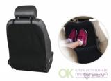Защита на спинку переднего сиденья Little Car 60х48см. черный