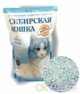Сибирская Кошка Элита 24л силикагель (синие гранулы) - 24017