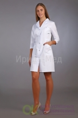 Халат медицинский жен. М-012 ткань Элит-145