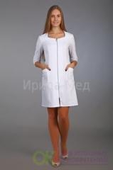 Халат медицинский жен. М-09 ткань Тиси