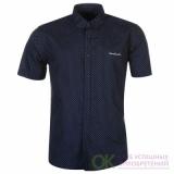 Pierre Cardin Shorts Sleeve Shirt Herren
