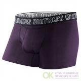 BCS-06-D Daitres боксеры короткие (Short), фирменная резинка, хлопок. Цвет фиолетовый