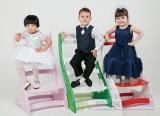 Растущий стул - Детский стул