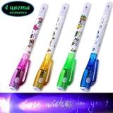 Ручка-шпион c УФ-фонариком и шариковая ручка