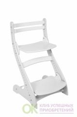 Растущий стул - Белый