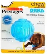 Petstages игрушка для собак  ОРКА теннисный мяч