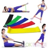 Резинка для фитнеса для укрепления мышц
