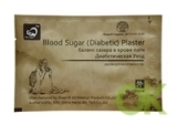 Пластырь от сахарного диабета Blood shugar