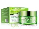 Освежающий и увлажняющий крем-гель «BIOAQUA» для лица и шеи Алоэ Вера 92%