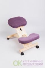"""Коленный стул """"FLAMINGO"""", обивка тканевая"""