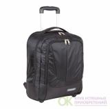 Чемодан-рюкзак П7102 (Красный)