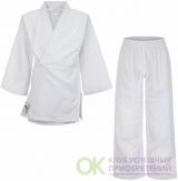 Кимоно для дзюдо для мальчиков Demix DX-J1WH00 Лучшая цена
