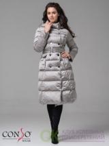 WL 180502 - foil Женское пуховое пальто