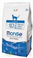 Monge Cat Urinary корм для кошек профилактика МКБ 1,5 кг-70011914