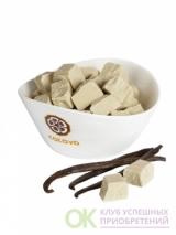 Белый шоколад с мадагаскарской ванилью, 100 гр
