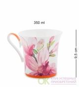JK-154 Кружка  Магнолия  (Fioritura Magnolia Pavone) (арт. 451532)
