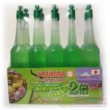 Зелёное удобрение укрепляющее (цена за упаковку — 10 бутыльков)