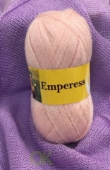 EMPRESS      Турция6*50 гр - 350 м20% шерсть, 10% альпака, 40% мохер, 29% шелк, 1% люрекс