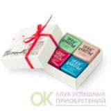 Набор из 4 конфет счастье в сувенирной упаковке (Санкт-Петербург,).