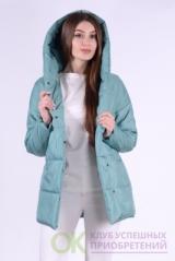 Куртка женская 93558 васаби