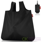 Сумка складная Mini maxi pocket black AO7003