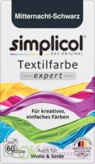 Simplicol Текстильная краска Schwarz, 150 г, цвет черный