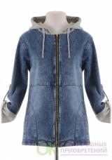 Джинсовая куртка JQ-613