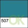 Бирюзовая акрил стекло керамика Декола 50мл Код: 4028507