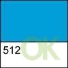 Небесно-голубая акрил стекло керамика Декола 50мл Код: 4028512