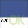 Синяя светлая акрил стекло керамика Декола 50мл Код: 4028520