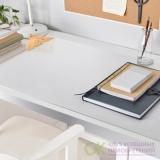 СКВАЛЛЬРА Подкладка на стол, белый, прозрачный (арт. 804.518.90)
