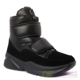 1605DR ботинки женские ALGEA   черный балтико