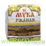 Мука ржаная цельнозерновая хлебопекарная, 1 кг, ТМ