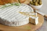 Бри *де фамиль* сыр мягкий с белой плесенью 100 гр