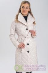Пальто 468 жемчужный