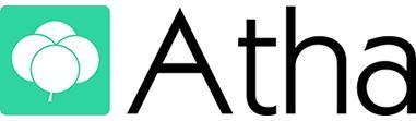 Логотип Атха