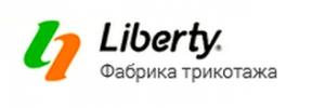 Логотип Либерти - мужской трикотаж