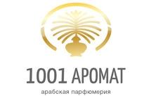 Логотип 1001 аромат