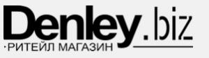 Логотип denley - одежда для мужчин