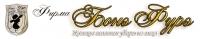 Логотип Bone Fure меховые шапки