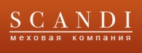 Логотип Меховая компания Scandi